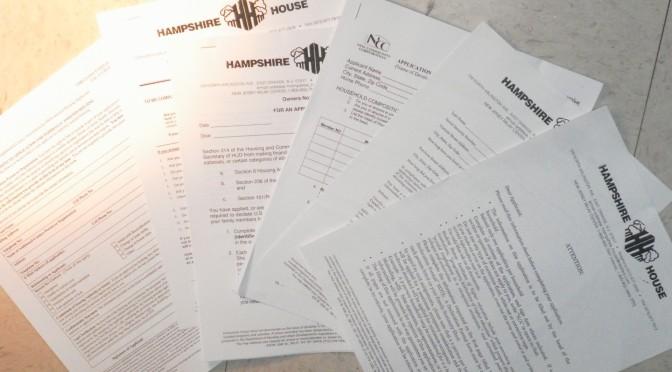 Apartment Applications